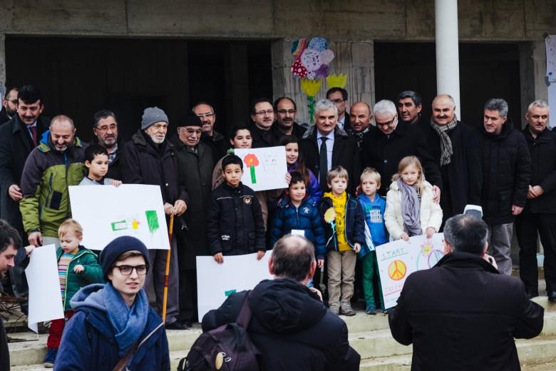 Kinderaktion Moschee Dormagen