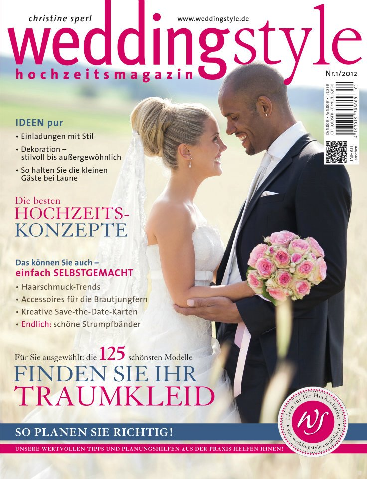 Weddingstyle 1 / 2012