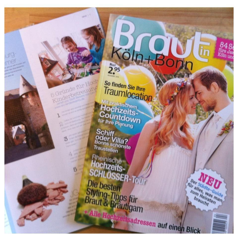 Braut Köln+Bonn