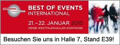 Standinfo Best of Events